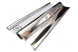 PLASTICO REFLECTANTE BLANCO? -PLATEADO ECO 1,25x100 METROS * PLASTICO REFLECTANTE