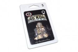5 UND FEM - KING KONG * BIG BUDDHA 5 UND FEMINIZADAS