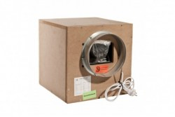ISOBOX MADERA HDF 550M3/H * EXTRACTORES