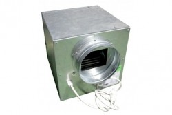 ISOBOX METAL 1200M3/H * EXTRACTORES