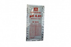 LIQUIDO CALIBRADOR PH 4.01 (20ML)  MILWAUKEE * MILWAUKEE