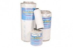 FILTRO CARBON CAN FILTER 2400M3/H 250X1500MM * SISTEMAS ANTIOLOR