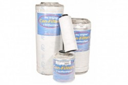 FILTRO CARBON CAN FILTER 1200M3/H 200X750MM * SISTEMAS ANTIOLOR