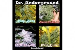 8 UND FEM - KILLER MIX * DR UNDERGROUND 8 UND FEM
