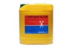 B.A.C. - 1 COMPONENT BLOOM 5L. * FERTILIZANTES B.A.C