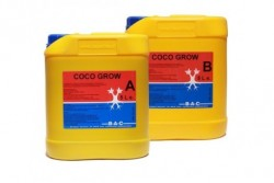 B.A.C. - COCO BLOOM A&B 5L. * FERTILIZANTES B.A.C