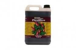 FLORAMICRO AGUA BLANDA 5 L.  * GENERAL HIDROPONICS
