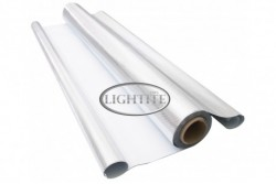 PLASTICO REFLECTANTE LIGHTITE DIAMOND 1,25X100 MTR. * PLASTICO REFLECTANTE