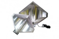 REFLECTOR DIAMOND 600W  * REFLECTORES