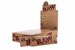PAPEL RAW 1 1/4 * PAPEL DE FUMAR RAW(precio por unidad)