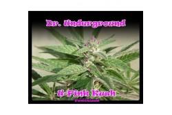 8 UND FEM - U-PINK KUSH * DR UNDERGROUND FEM 8 UND FEM