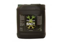 B.A.C. -  ORGANIC GROW 5 L. * FERTILIZANTES B.A.C