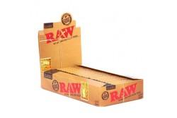 PAPEL RAW 64 - CLASSIC 1 1/4 (24 LIBRILLOS) * PAPEL DE FUMAR